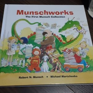 Munshworks  the first munsch collection